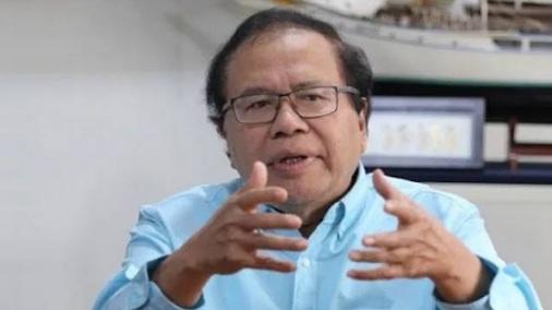 Kata Rizal Ramli, Ganti Presiden Jadi Solusi Atasi Corona