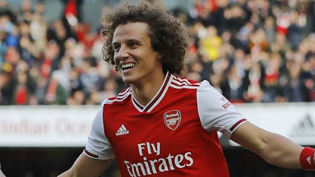 """I didn't think twice before joining Arsenal"" - David Luiz"