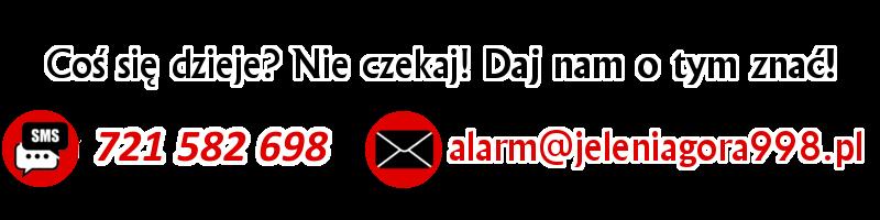 Kontakt - Alarm