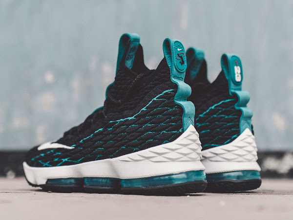 Griffey Nike LeBron Watch 15 Was Almost Released Last Night