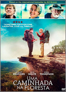 Download - Uma Caminhada na Floresta (2016) Torrent BRRip Blu-Ray 720p / 1080p Dual Áudio
