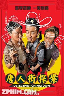 Thám Tử Phố Tàu - Detective Chinatown (2015) Poster