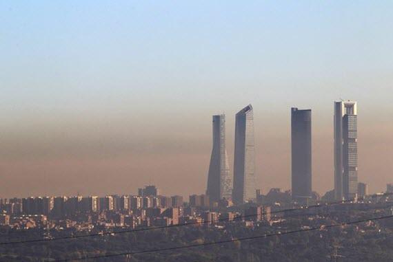 Sube la contaminación por NO2