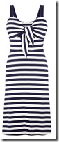 Oasis Striped Jersey Sundress