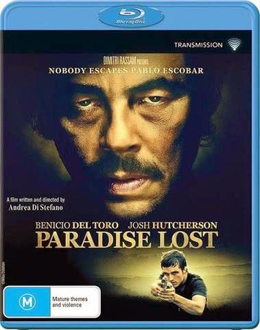 Filme Poster Escobar Paraíso Perdido BRRip XviD & RMVB Legendado