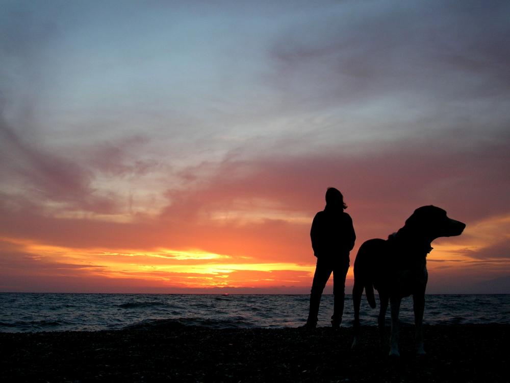2013 · Cabo de Gata, puesta de sol