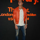 WWW.ENTSIMAGES.COM - Oliver Proudlock  at   The Superdry AW14 event, London Collections: Men at The Old Sorting Office, 21-23 New Oxford Street Jan 7th 2014                                                     Photo Mobis Photos/OIC 0203 174 1069