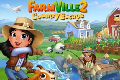 FarmVille 2: Country Escape v8.6.1899 Full Apk Mod For Android
