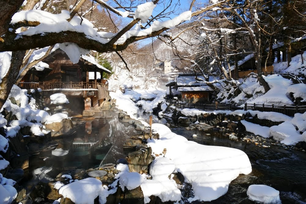 que hacer en Japón en invierno