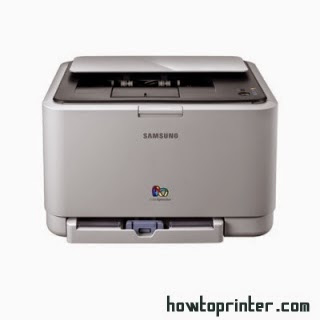 How to reset Samsung clp 310 printers toner counter – red light blinking