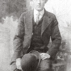 Roaky Knox Gleaves, son of Andrew Knox Gleaves, in the 1920s.
