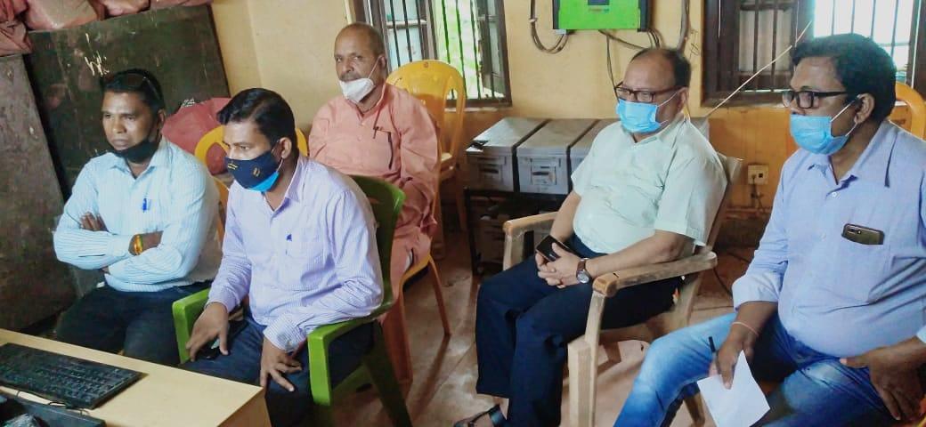 केंद्रीय मंत्री आरके सिंह ने कोरोना से बचाव को लेकर दिया टास्क, मेडिकल कॉलेज अस्पताल का निर्माण का कार्य होगा शुरू