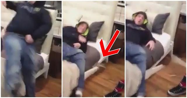 Cliente experimenta cama e esta parte-se em loja IKEA