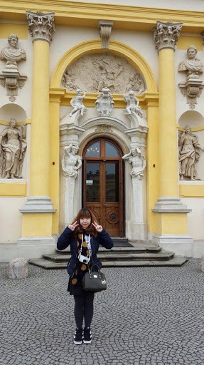 Welcome to Wilanow Palace at Warsaw Poland