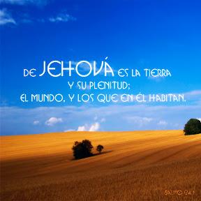 Salmo 24.1