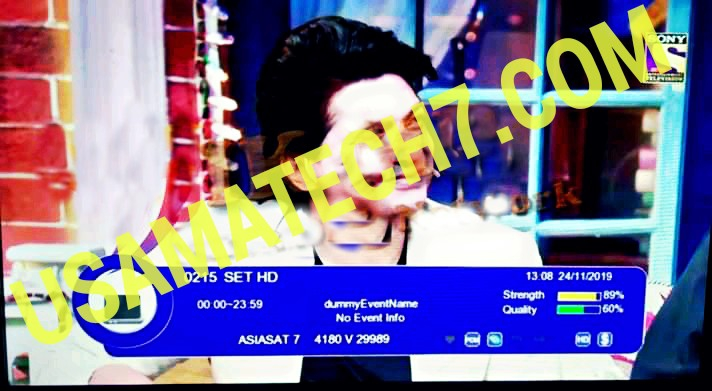1506f New Software Version SOG Sony Network OK With Proof