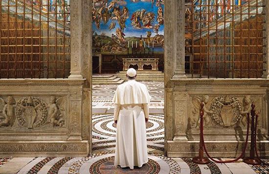 Huyền ẩn Bergoglio