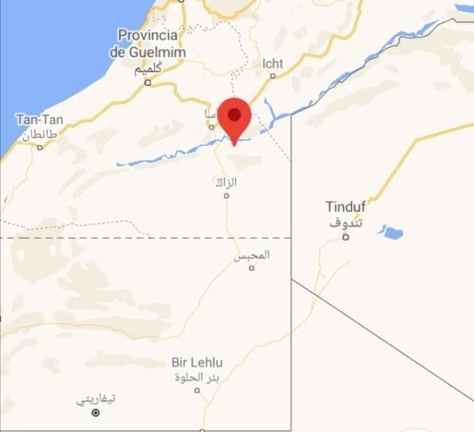 ¿ Cómo han llegado las unidades saharauis hasta el sur de Marruecos?