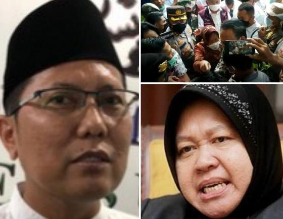 Aktivis Melawan Saat Diomelin Mensos, Ketua MUI Ingatkan Risma Soal Etika Seorang Menteri