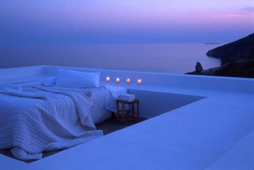 Thinking Of Relaxation, Yoga And Meditation