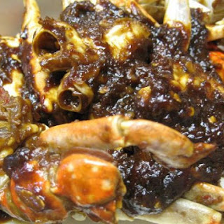 Spicy Crab with soy bean paste