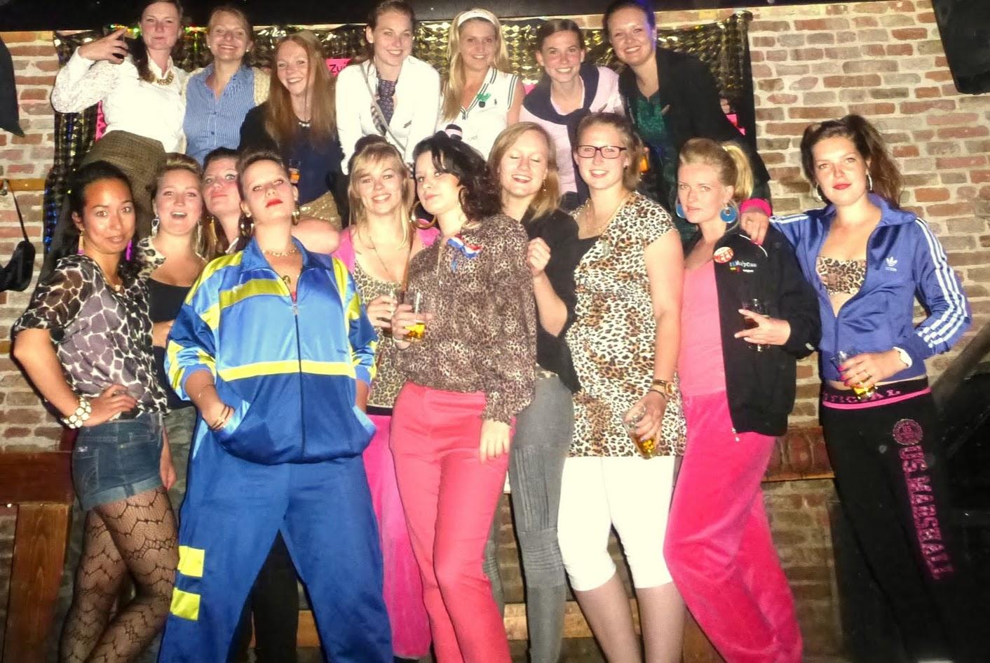 Blixen feest 'Kakker of Stakker'