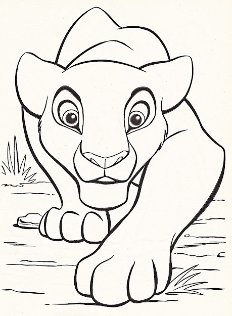 Coloring Pages Walt Disney Characters