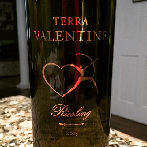 The 2013 Napa Valley Cabernet Sauvignon Produced U0026 Bottled By Terra  Valentine Showed Balance And Elegance. Letu0027s Head Back To Terra Valentine  For A White ...