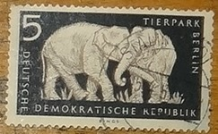 timbre Allemagne 001