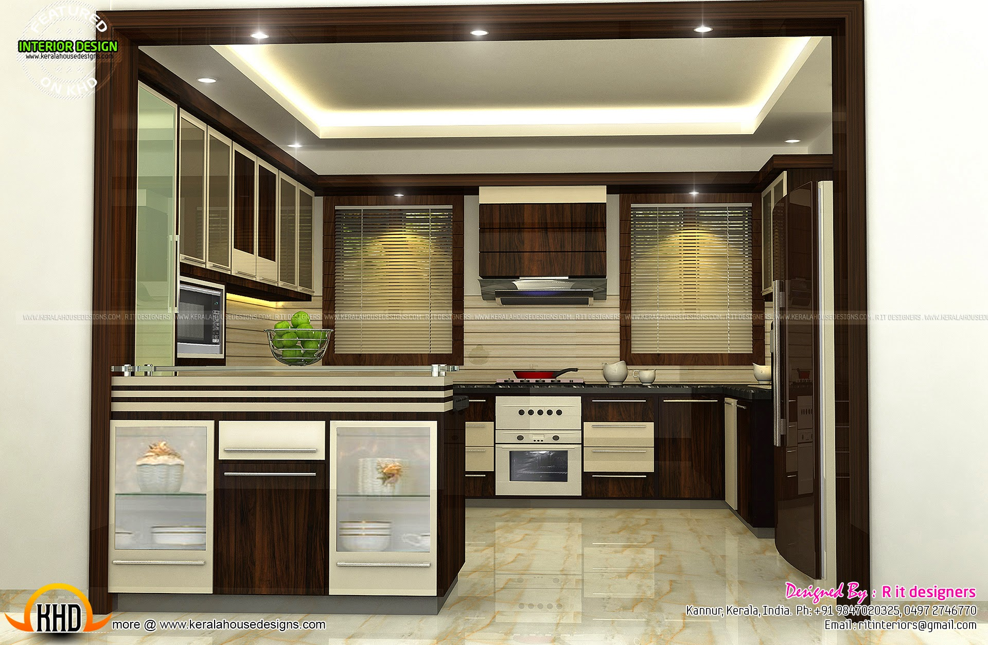 Kerala interior design with cost kerala home design and for Veedu interior designs