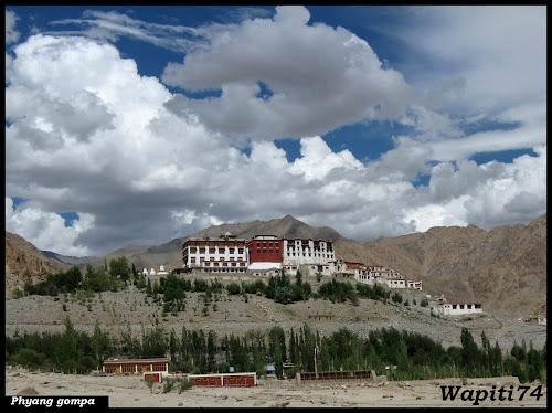 Entre monastères et lacs au Petit Tibet Indien - Page 2 7.Phyang