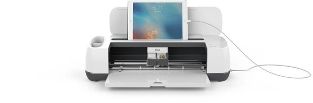 cricut maker with ipad