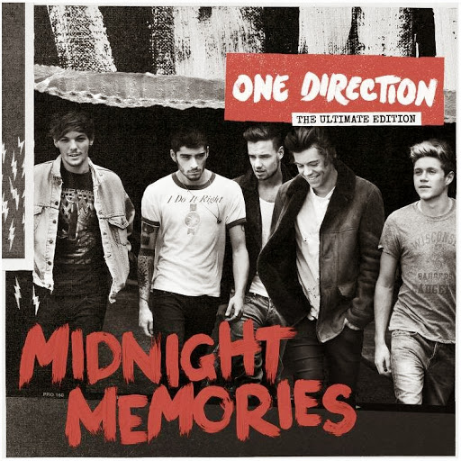 One Direction – Midnight Memories (The Ultimate Edition) (MP3 + iTunes) (2013) [Album]