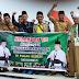 Salurkan 1000 Paket Sembako, Tim VII Taklukan Ganasnya Lautan Pulau Sebesi