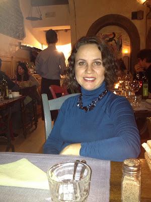 13 Gobbi'de yemek yerken, Floransa