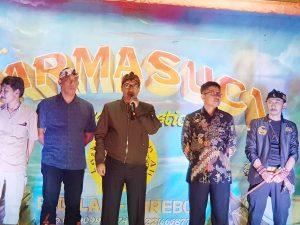 Wali Kota Cirebon Ajak Generasi Muda Lestarikan Seni dan Budaya