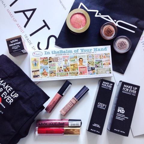 IMATS London Makeup Haul