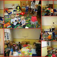 18-6-2014 Kindernevendienst en creche in de Grote Kerk