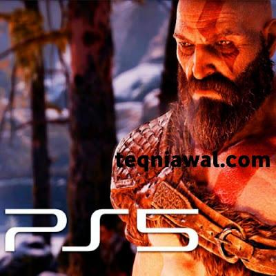 God of war - أفضل ألعاب ps5