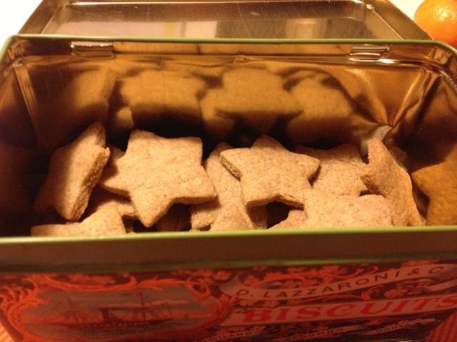 biscotti di farro senza burro!