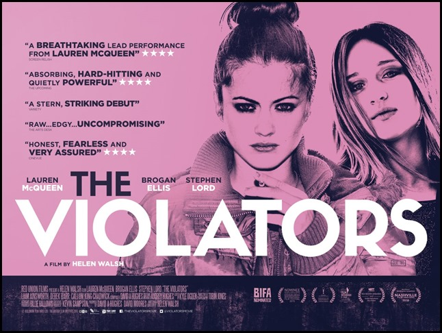 The Violators (2015) poster