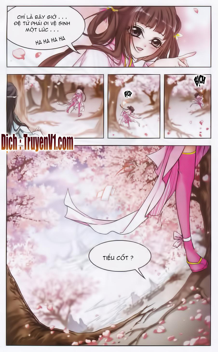 Hoa Thiên Cốt Chap 108 - Trang 3