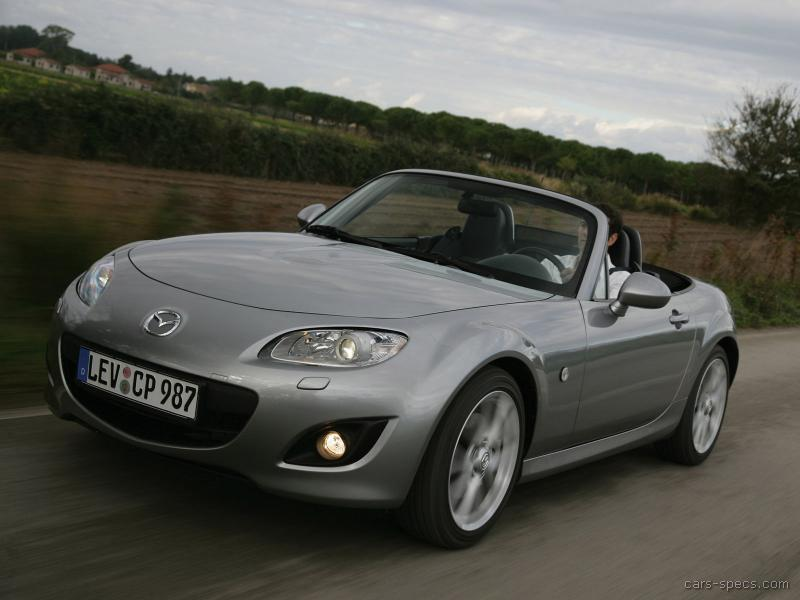 2010 mazda mx 5 miata convertible specifications pictures. Black Bedroom Furniture Sets. Home Design Ideas