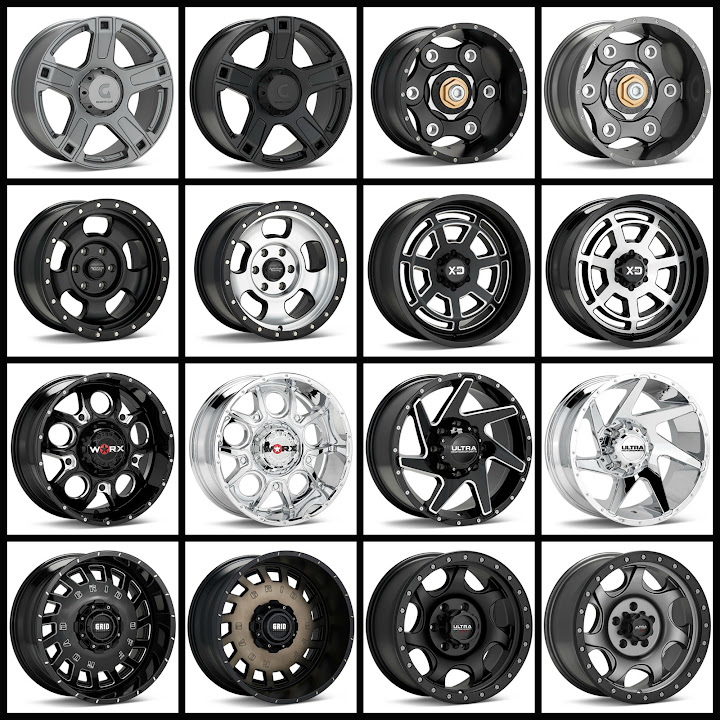 Suv Wheels And Rims At Tire Rack