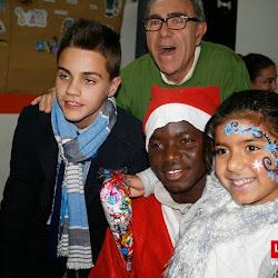 Fiesta Navidad Asoc. Inmigrantes