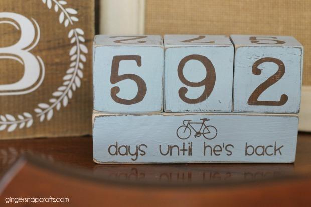 mission block countdown