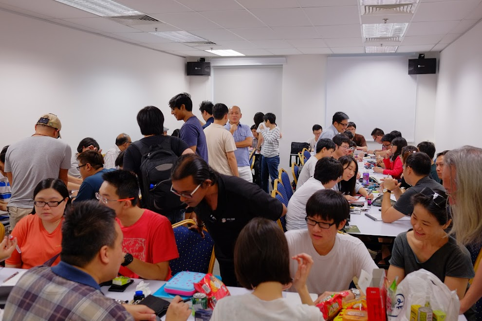 Fountain Pen Meet Dec 2014