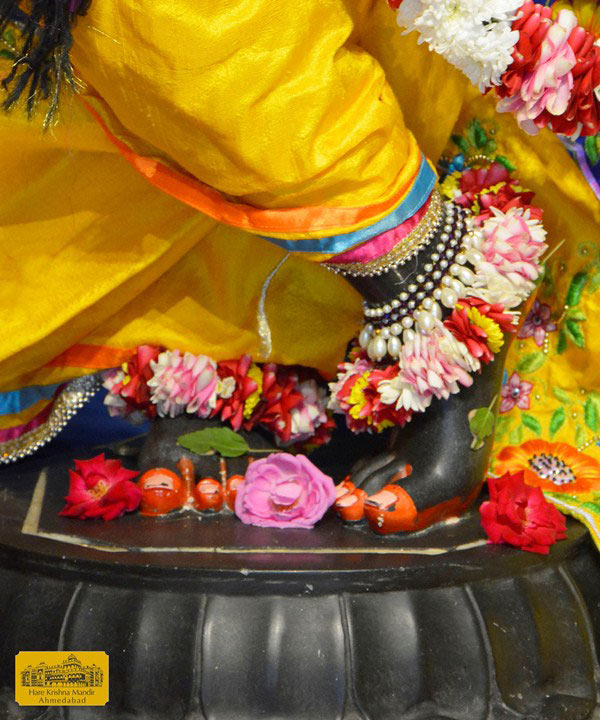 ISKCON Ahmedabad Sringar Deity Darshan 16 August 2016 (6)