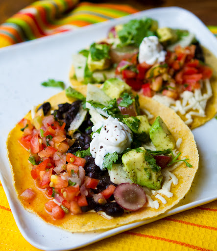 Top 10 Mexican Dinner Recipes: Fun Vegan Tacos And Mexican Fiesta Recipes.