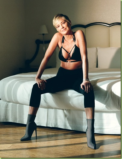 sharon stone at 59